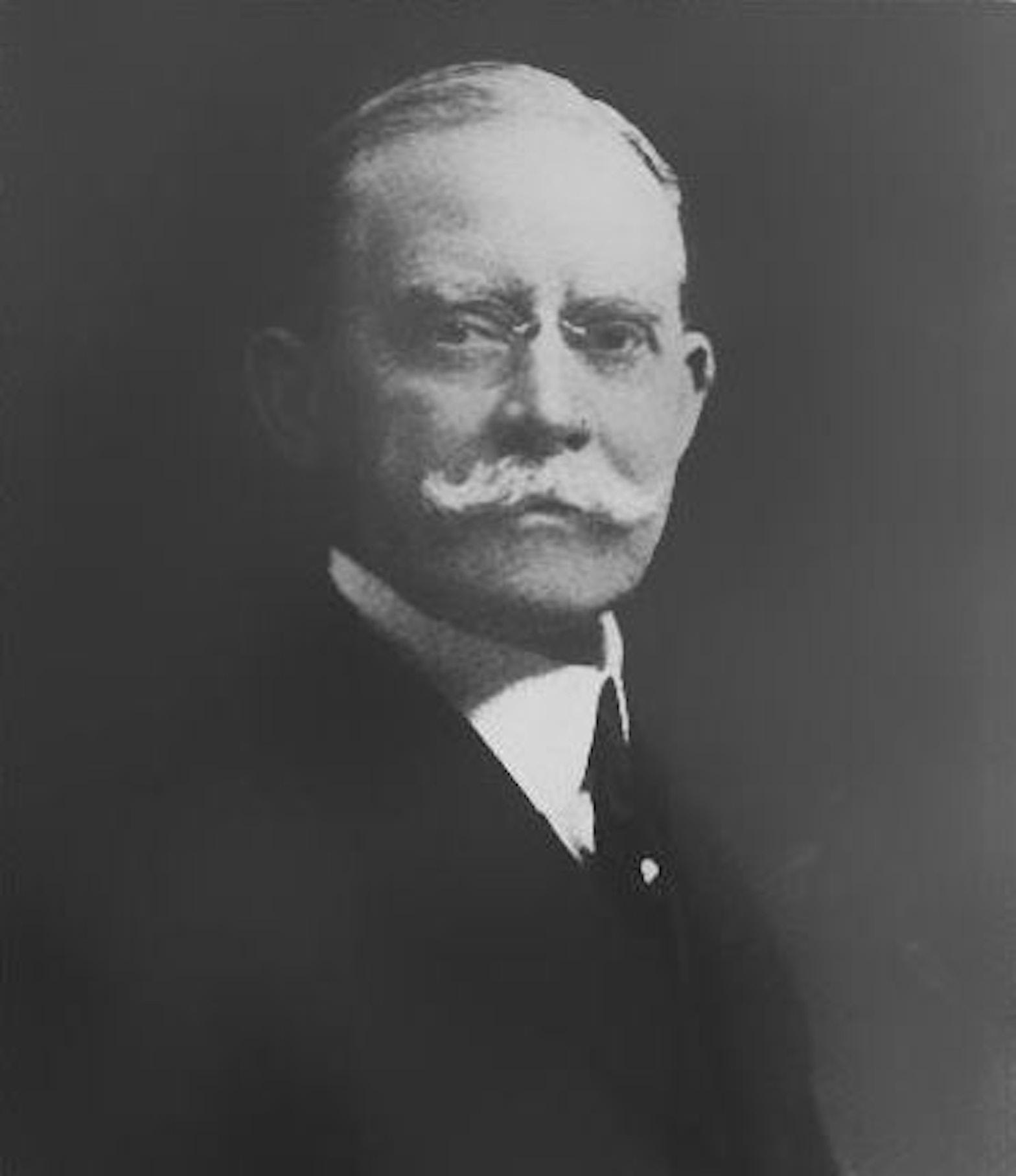 Photo of John Henry Patterson