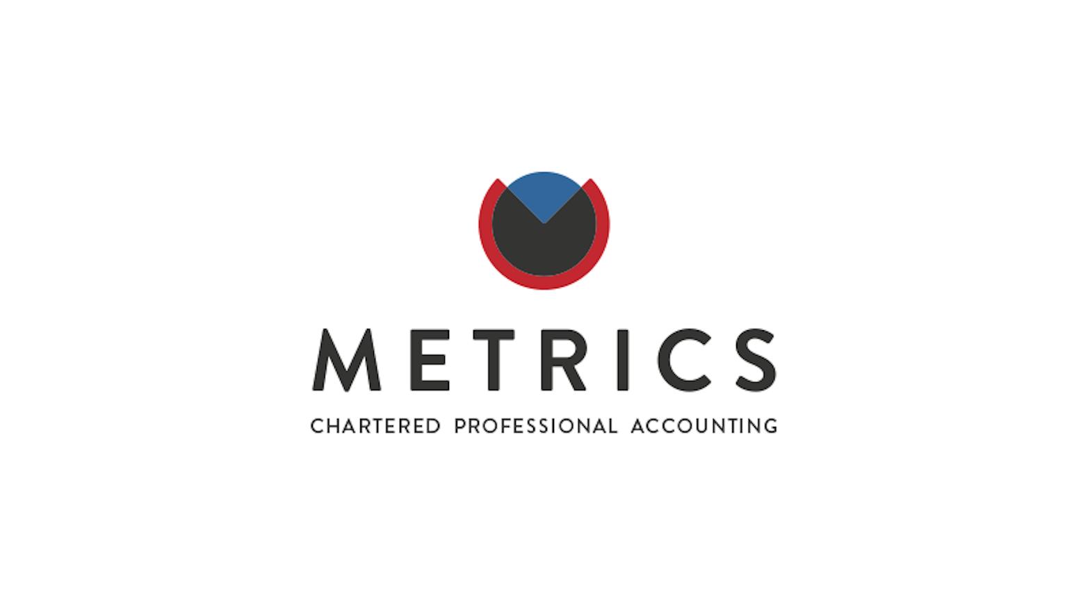 The Metrics logo
