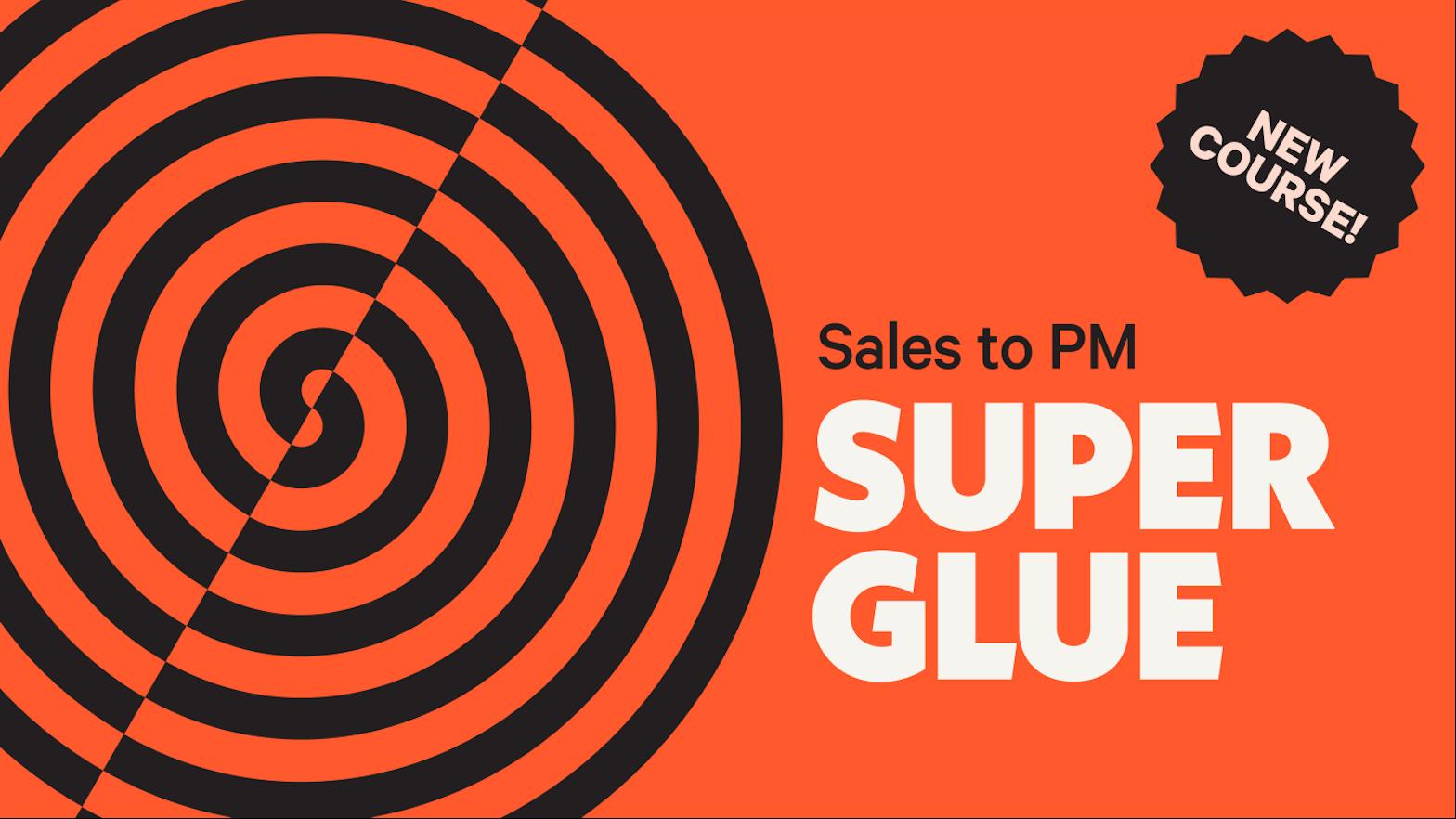 Sales to PM Super Glue