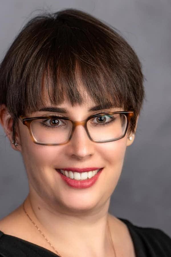 Sarah Hoban's wonderful face.