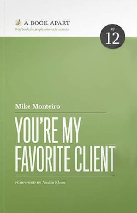 You're my favourite client cover