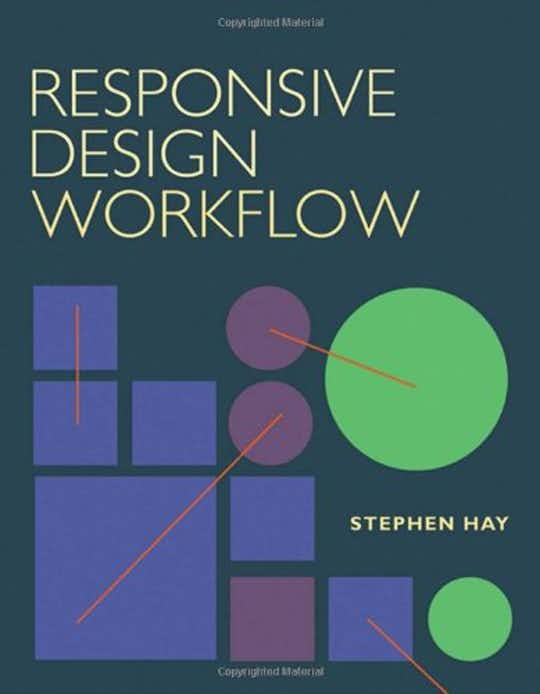 Responsive Design Workflow cover