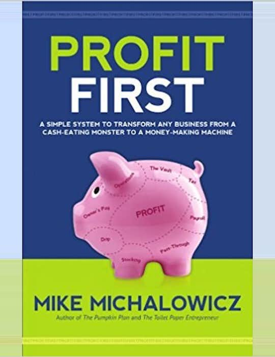 Profit First cover