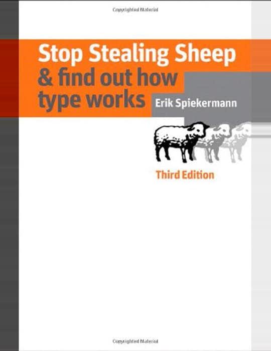 Stop Stealing Sheep & Find Out How Type Works cover