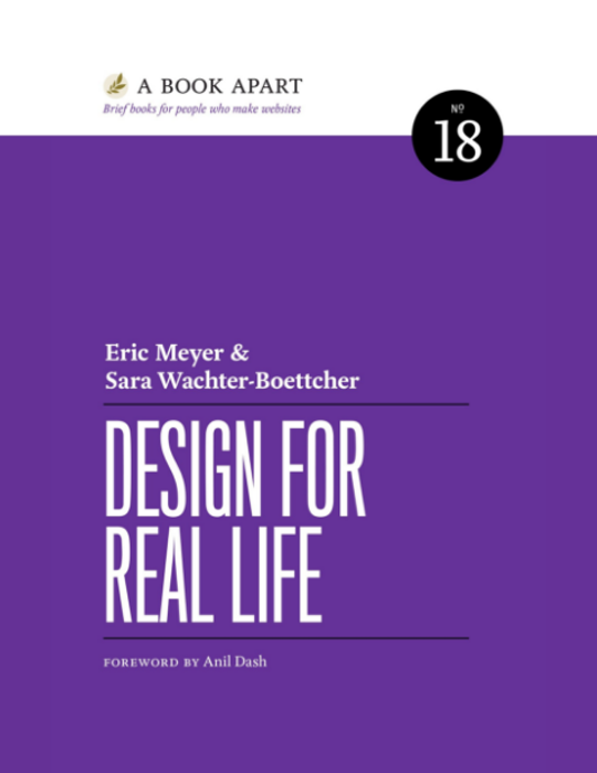 Design For Real Life cover