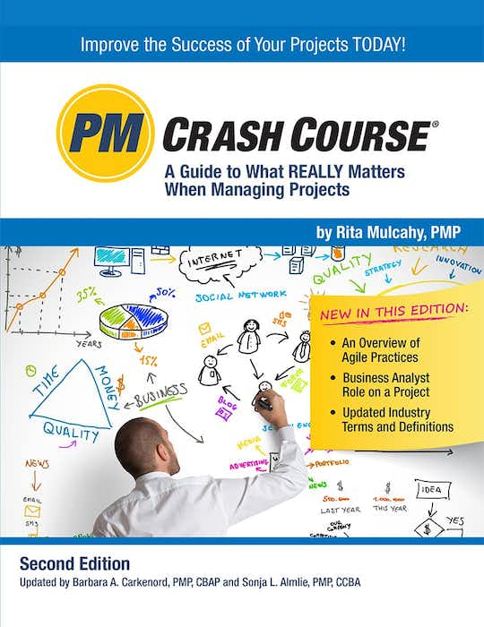 PM Crash Course cover