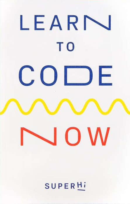 Learn to Code Now cover